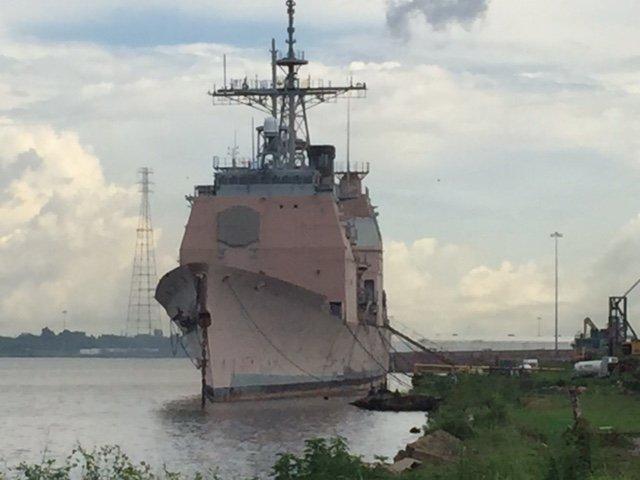 USS Thomas S. Gates