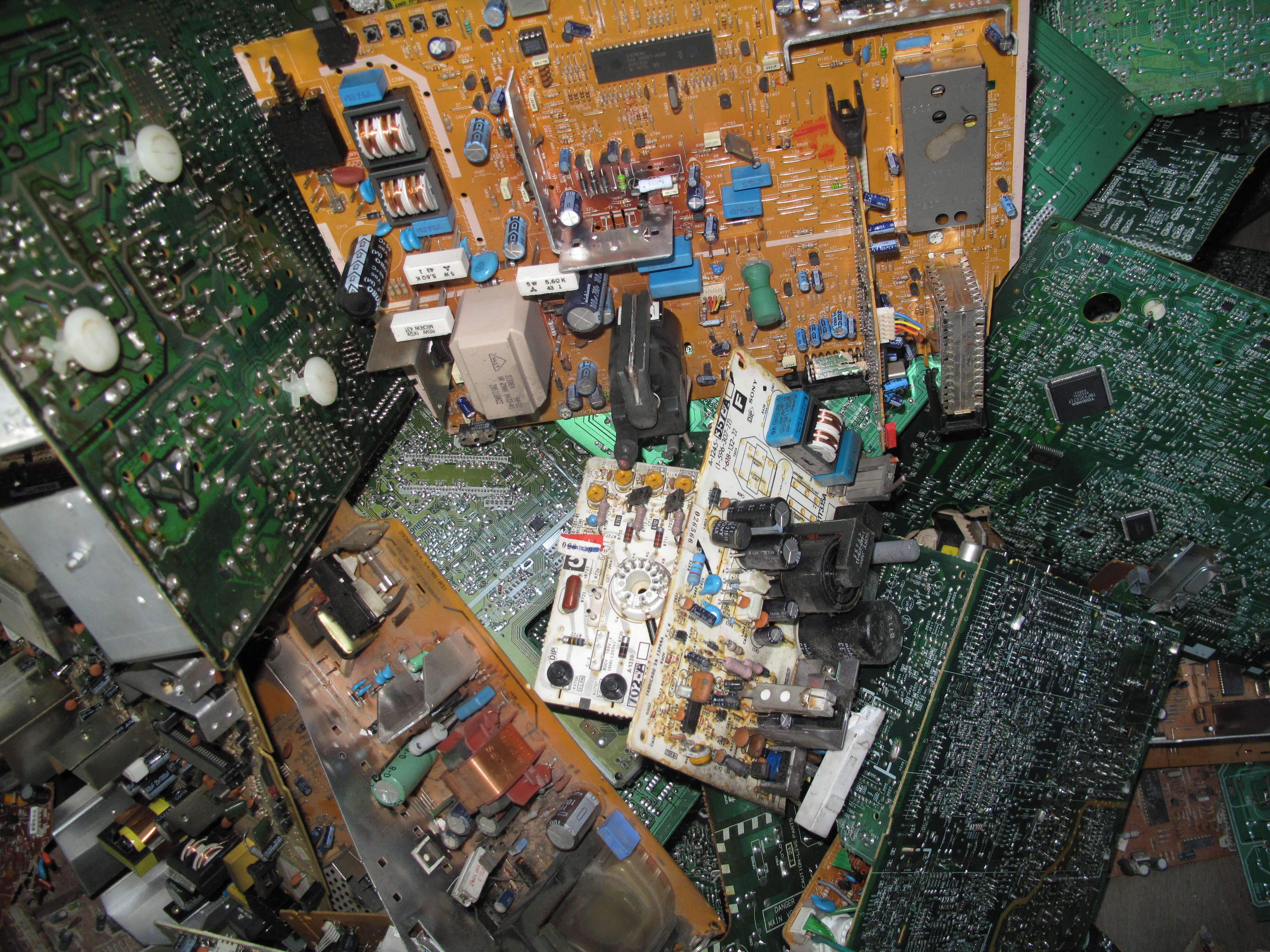 New Urban Mining Tools Map Valuable Resources Recycling Magazine Scrap Circuit Board Machine Computer Credit Weee Forum