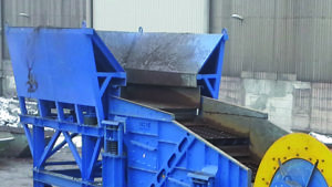 Linear Vibratory Screen Type VSL (Foto: interVIB)