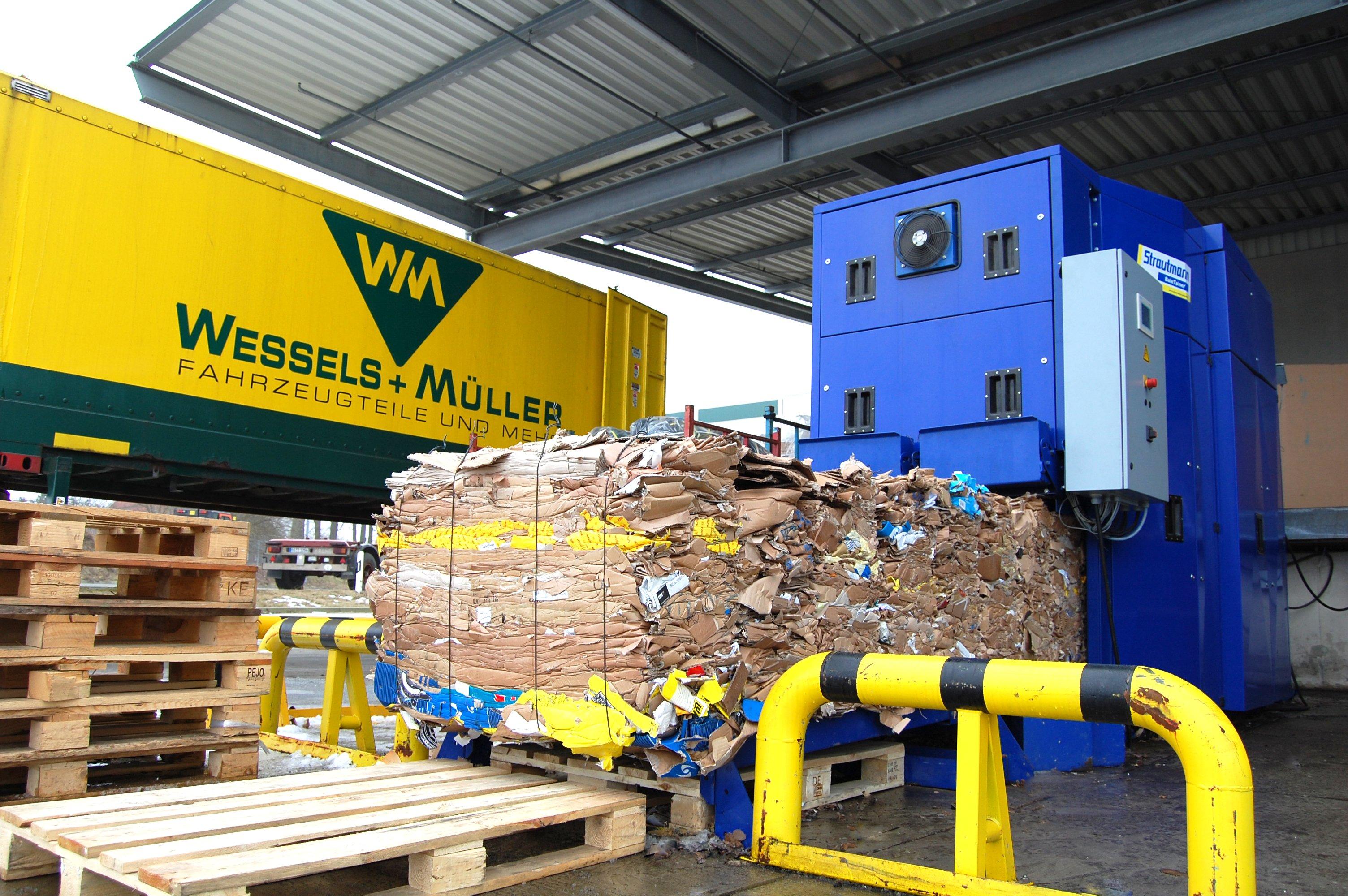 Foto: Strautmann Umwelttechnik GmbH